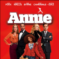Annie 2014 Film Soundtrack CD
